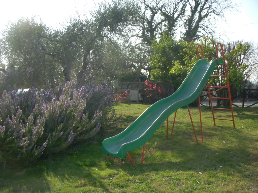 Area gioco per bambini